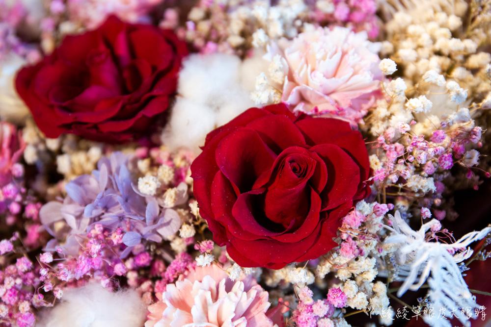 新竹畢業花束推薦小薇花藝工坊!畢業該送什麼花?送男女生首選不凋花、乾燥花束