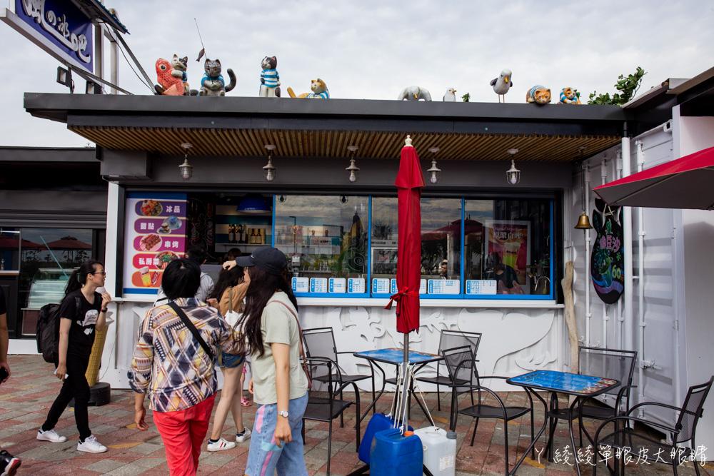 新竹南寮漁港貨櫃市集正式開幕!繼網美拍照打卡景點魚鱗天梯,貝殼公園旁打造貨櫃市集吃美食