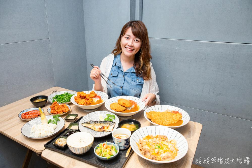 樂陽食堂第三家店進駐新竹東門市場!來自竹北的平價日式咖哩豬排飯,百元上下就可以吃到的新竹美食