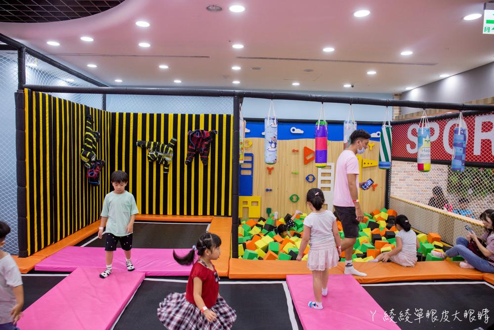 台中室內親子樂園!暑期首推樂米樂園北歐館,600坪豪華空間遊玩不限時!免費升級暢玩315元起