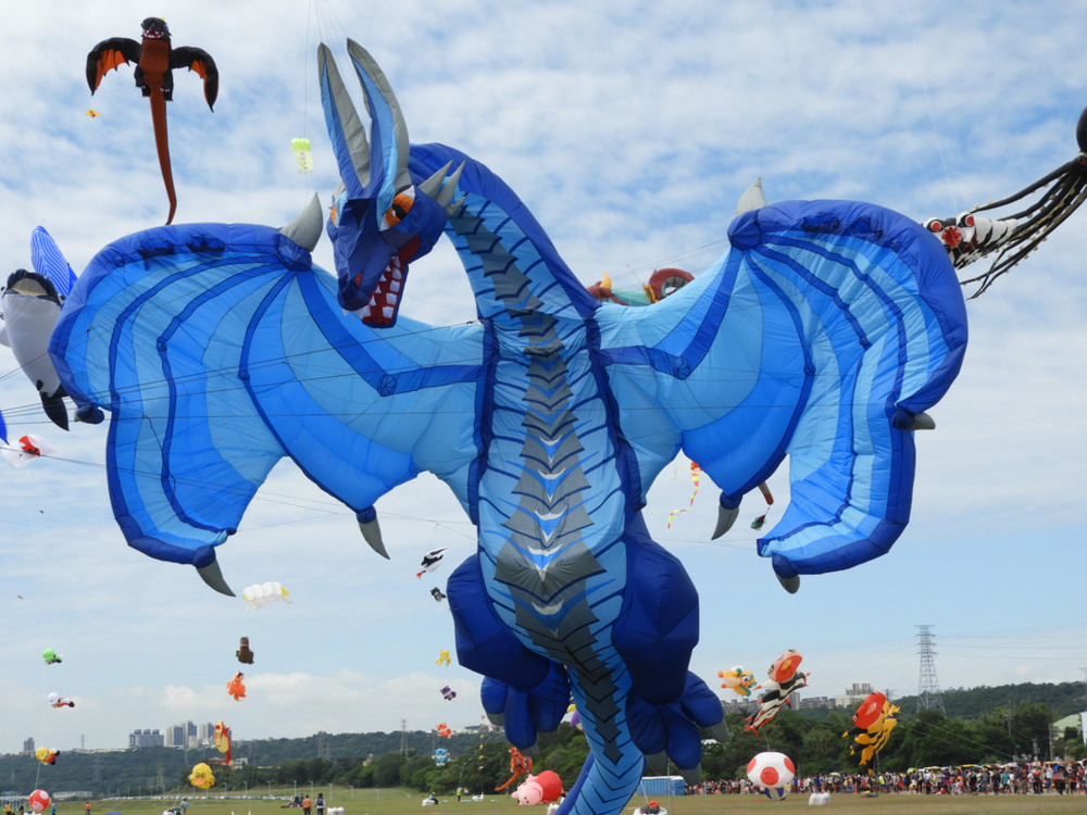 2020年新竹市國際風箏節將於新竹南寮漁港登場!新竹市國際風箏節活動節目、接駁車交通停車資訊