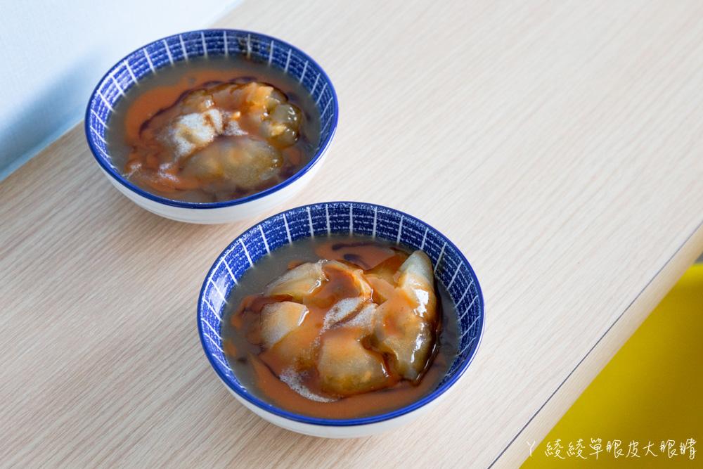 肉圓店也走文青風!在新竹也吃得到中部口味的肉圓,來自雲林斗六的六十年老店西市鄧肉圓