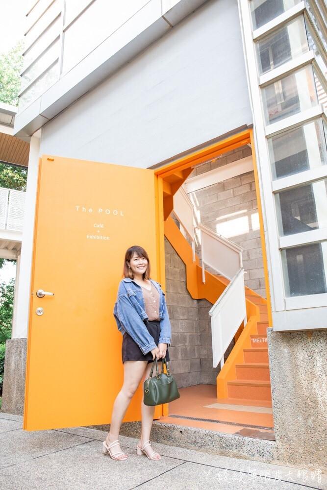 新竹甜點下午茶推薦春室一池咖啡,玻璃窯爐裡絕美的純白色系咖啡館!新竹市立動物園旁