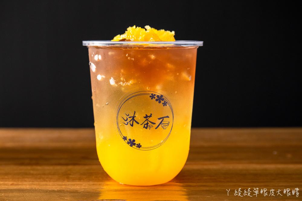 新竹下午茶飲料外送推薦沐茶石!米也能做手搖飲料?新竹巨城附近海燕窩飲料專賣店