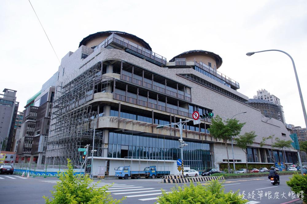 新竹縣首座百貨商場!竹北Sky City遠東新世紀購物中心,竹北大遠百位置、施工進度