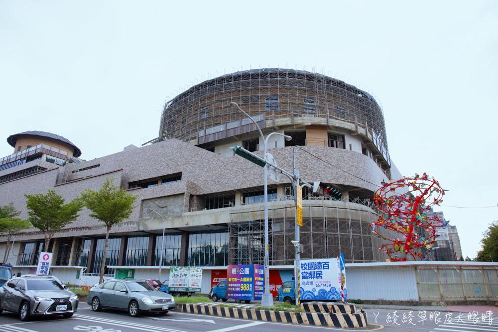 竹北要有百貨公司了!竹北Sky City遠東新世紀購物中心位置、竹北大遠百施工進度