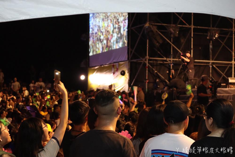 亞太電台十九週年台慶演唱會!新竹樹林頭夜市超強卡司熱鬧登場,捐白米摸彩抽得gogoro跟iphone