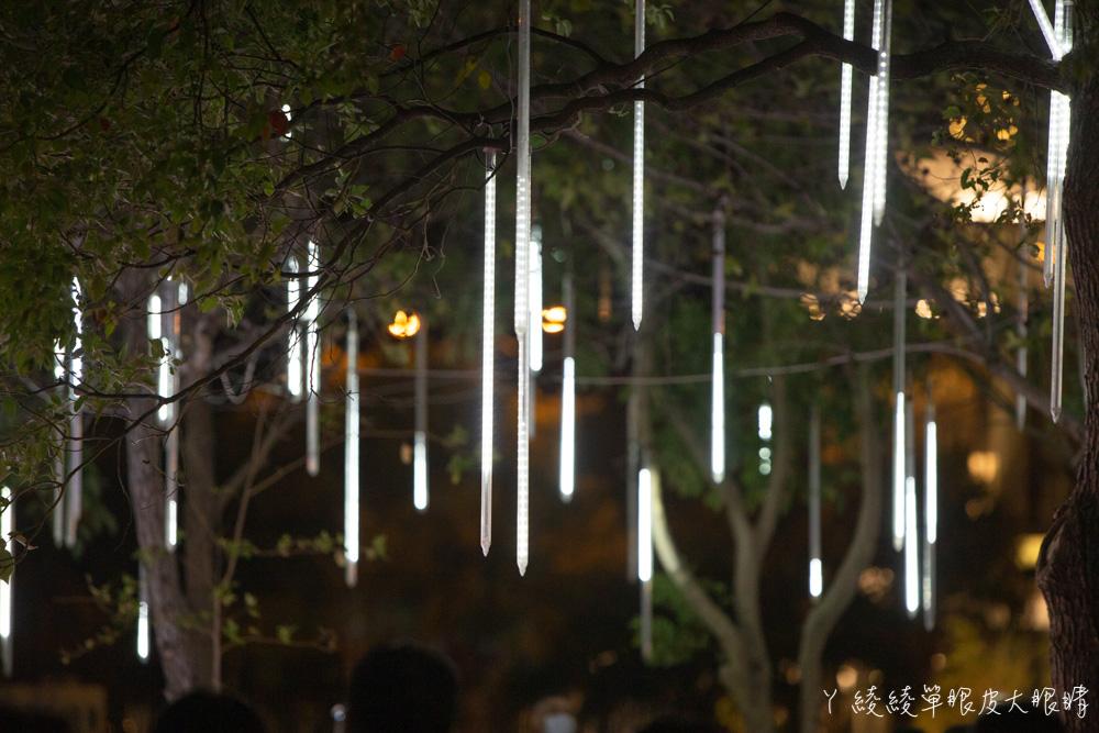 新竹縣秋遊星夜季!竹北水圳森林公園網美拍照打卡景點,邀請民眾到星夜市集探索美食