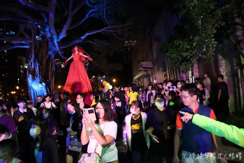 2020新竹市萬聖節大遊行!不給糖就搗蛋,電玩風主題邀請市民cosplay電玩人物上街來搗蛋