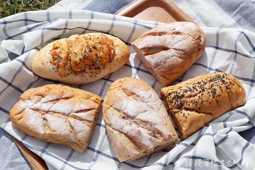 新竹麵包店推薦雅米烘培屋!新竹香山平價好吃的歐式麵包,一個只要三十元