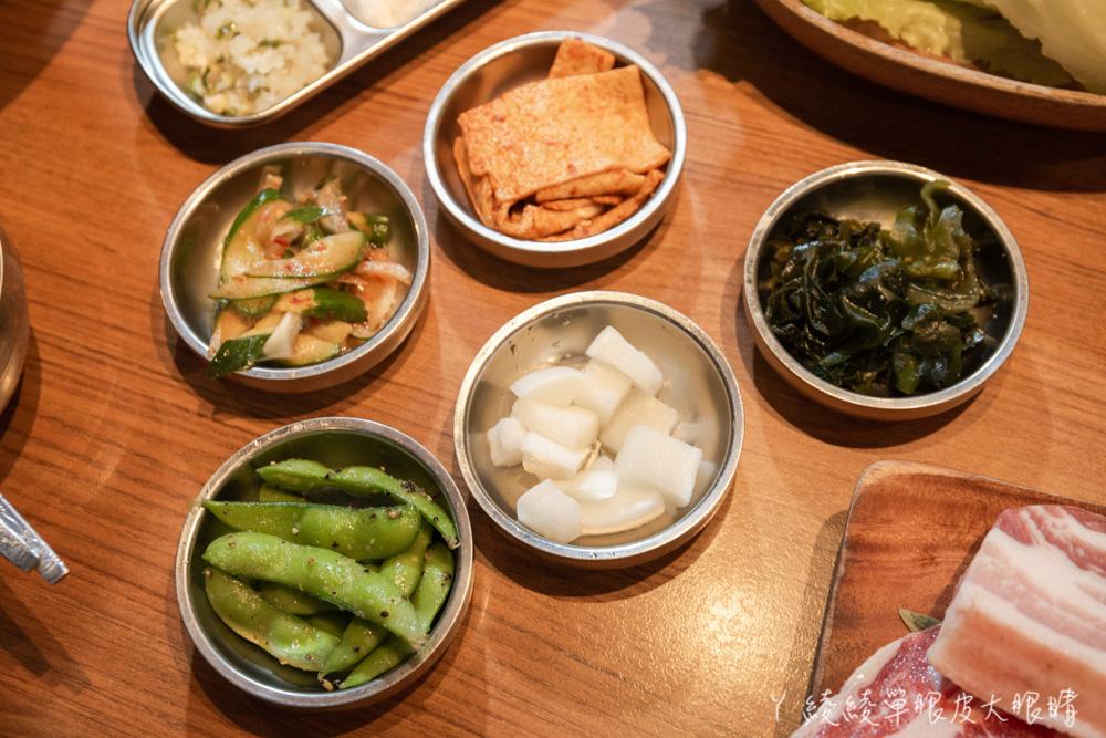 超讚豬五花通通吃爆!新竹燒肉推薦娘子韓食,當日壽星消費免費送超浮誇燒肉蛋糕