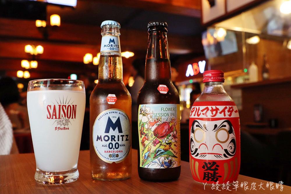 免出國品嚐300多種世界精釀啤酒跟日本正統稻草燒!新竹營業到凌晨的美食宵夜居酒屋推薦ABV日式居酒館
