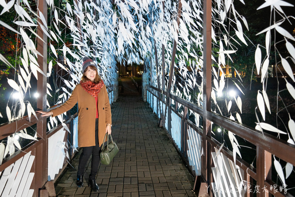 新竹版普濟燈會來了!文雅里富町燈節燈籠高高掛,新富町彩燈文化祭增添新年過節熱鬧氣氛