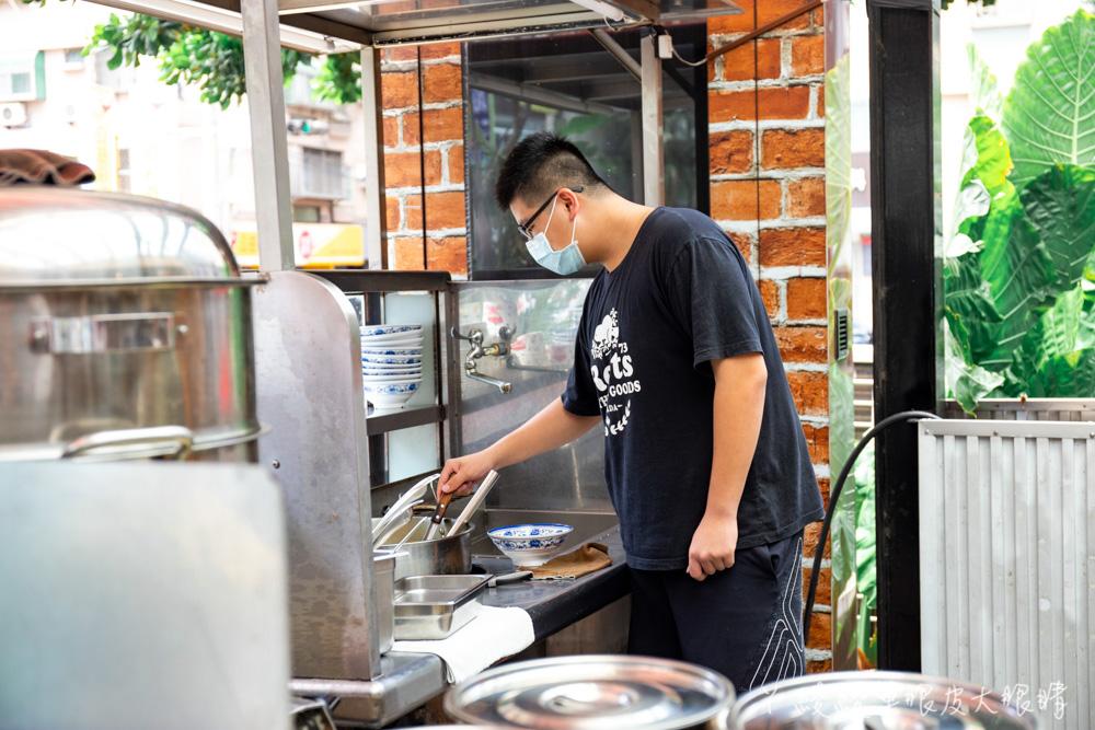 竹北小吃劉大叔肉圓|吃過香菇雞肉蒸肉圓與炸肉圓?手工肉圓每天限量賣完就收