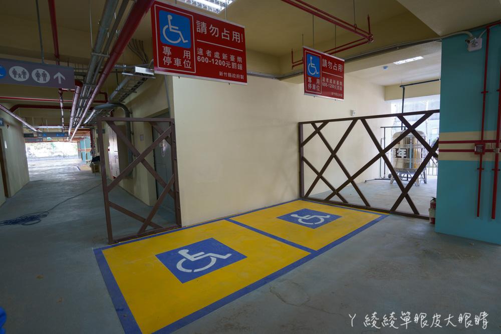 竹北竹仁停車場正式啟用!趕過年前營運,春節採買年貨停車更方便