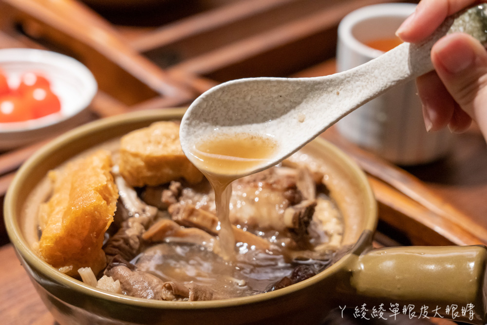 新竹美食推薦肥佬田正宗肉骨茶!馬來西亞風味正宗肉骨茶,南洋咖哩雞腿飯限量供應飲品免費續
