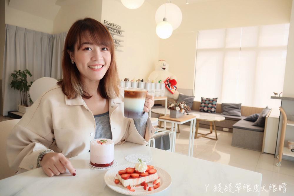 不用飛韓國就可以當韓妞!韓國歐爸開的咖啡廳!新竹質感爆棚的韓系甜點店,享受午後清新的慵懶時光