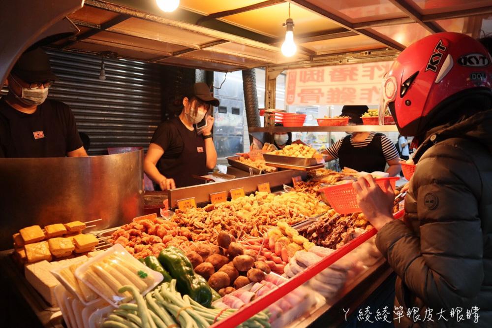 新竹鹹酥雞吃過這家沒?超過十年以上的竹北宵夜美食,排隊等半小時也甘願!必買特色炸豬腳
