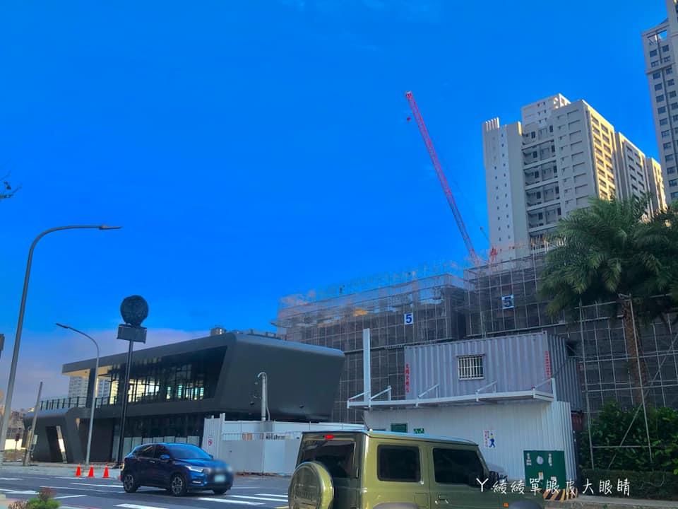 新竹星巴克旗艦店動工中,新竹第二間得來速門市!好市多商圈附近光埔重劃區