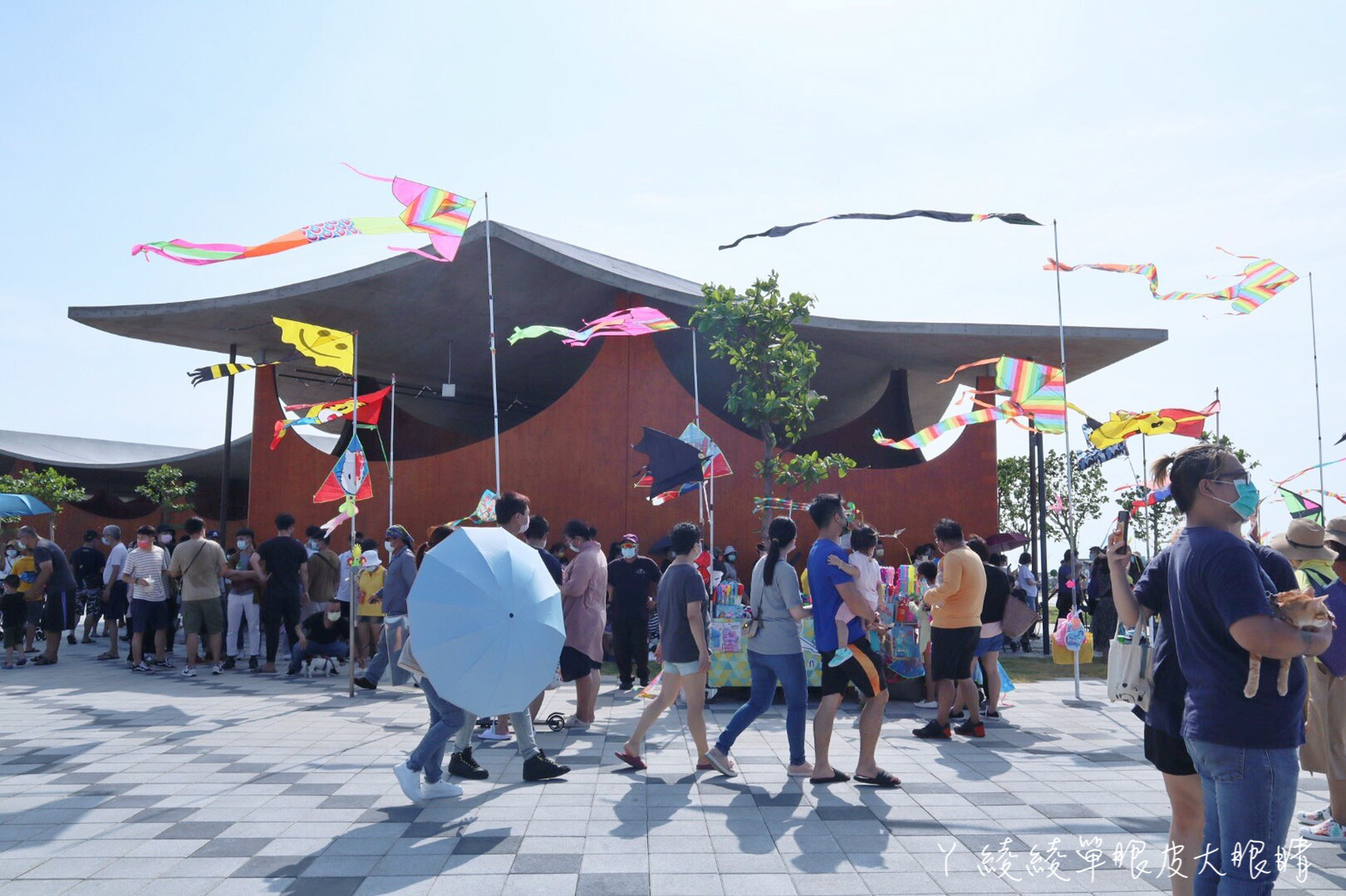 2021新竹市國際風箏節下週末登場!明中午開放報名!全台唯一防疫背心、巨型乖乖風箏