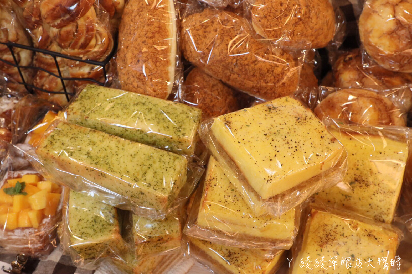 新竹麵包推薦拉凡德手作烘焙坊!西瓜吐司超吸睛、甜點蛋糕CP值爆高!中秋節月餅禮盒限量販售