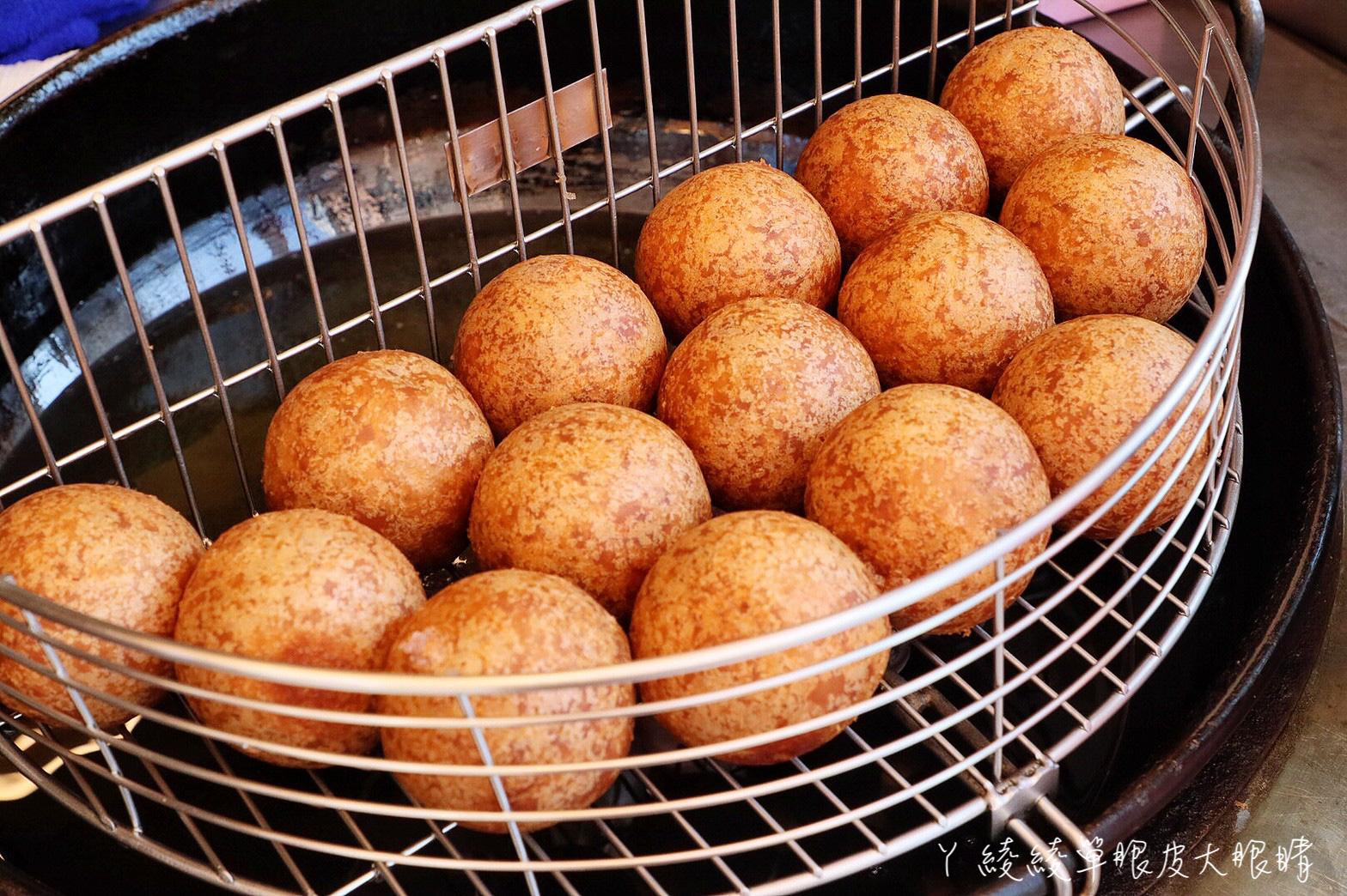 新竹必吃美食名單 快跟拳頭一樣大的芋泥球超驚人!老靈魂們都愛吃樸實無華的菱角酥跟地瓜球
