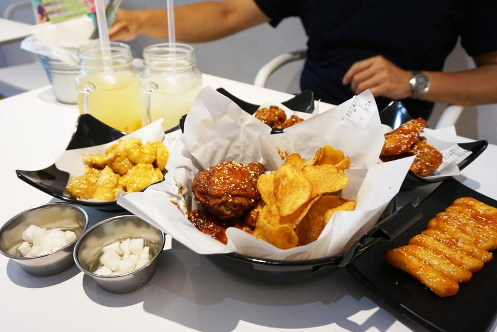 新北蘆洲新開幕!韓色.韓式炸雞, 賣完就打烊!