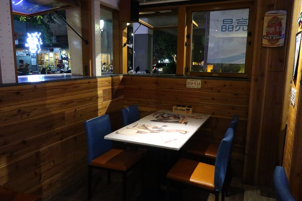台中美食推薦,Hot Shock 哈燒庫美式休閒餐廳