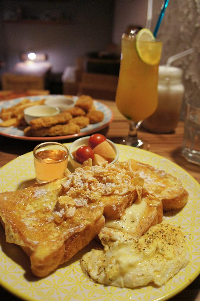 三重早午餐推薦~復古風平價好吃的早點嚐鮮