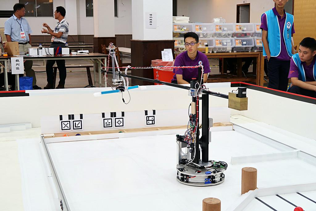 第47屆全國技能競賽分區技能競賽-勞動部中彰投分署參訪競賽心得