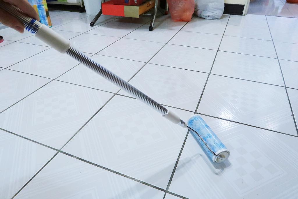 ▌分享 ▌妙潔輕巧拖+妙潔地板專用黏把 ♡ 家庭主婦打掃必備清潔用品,方便輕巧易上手
