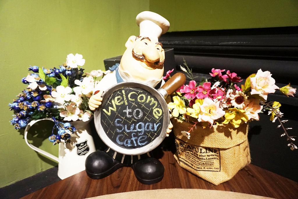 ▌新北‧大安區 ▌推薦 ♥ 方糖咖啡館~捷運國父紀念館站氣氛佳、餐點精緻的美味早午餐/下午茶/義式餐廳