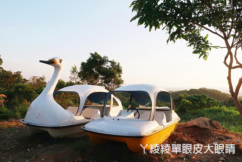 新竹香山青青草原》熱氣球嘉年華升空體驗!北部最長夢幻彩虹溜滑梯