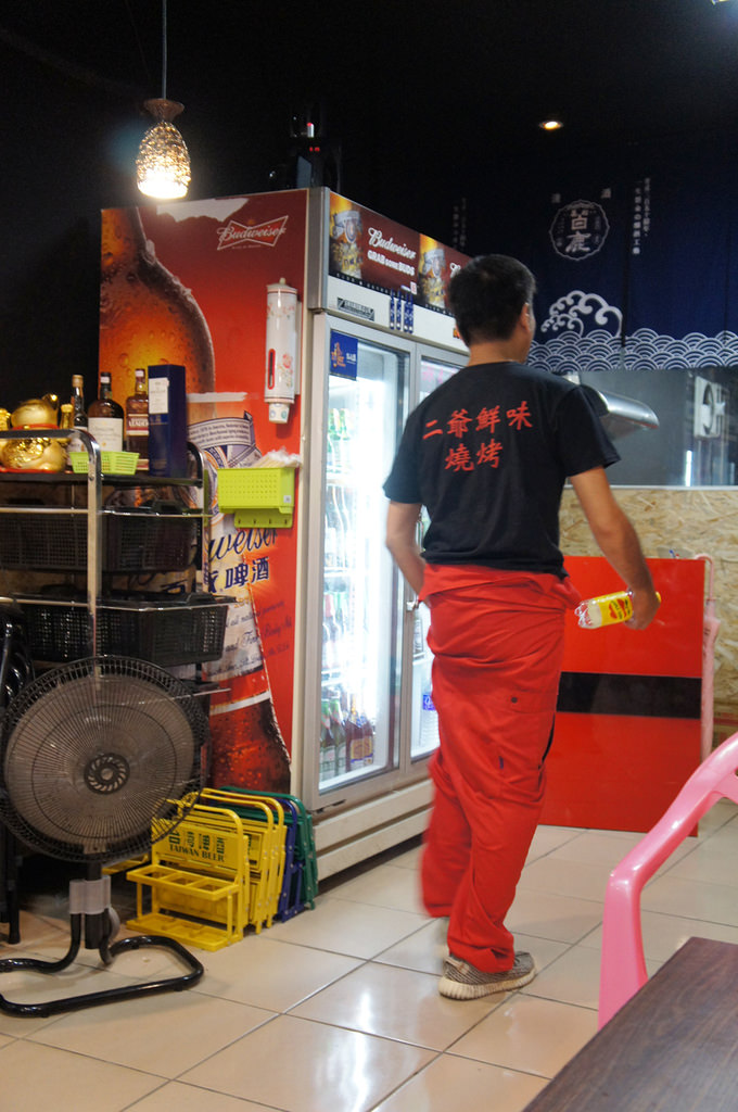 ▌新竹.食記 ▌新竹 二爺鮮味燒烤 ♡ 新開幕!大大推薦!越晚越熱鬧~冷吱吱的冬天就是要吃燒烤配鍋物!