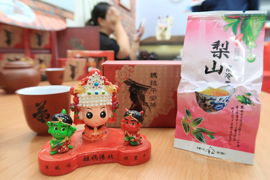 ▌分享 ▌2017 定璽茗茶·媽祖平安茶 限量上市 ♡ 喜氣洋洋又大方,年節最佳伴手禮!