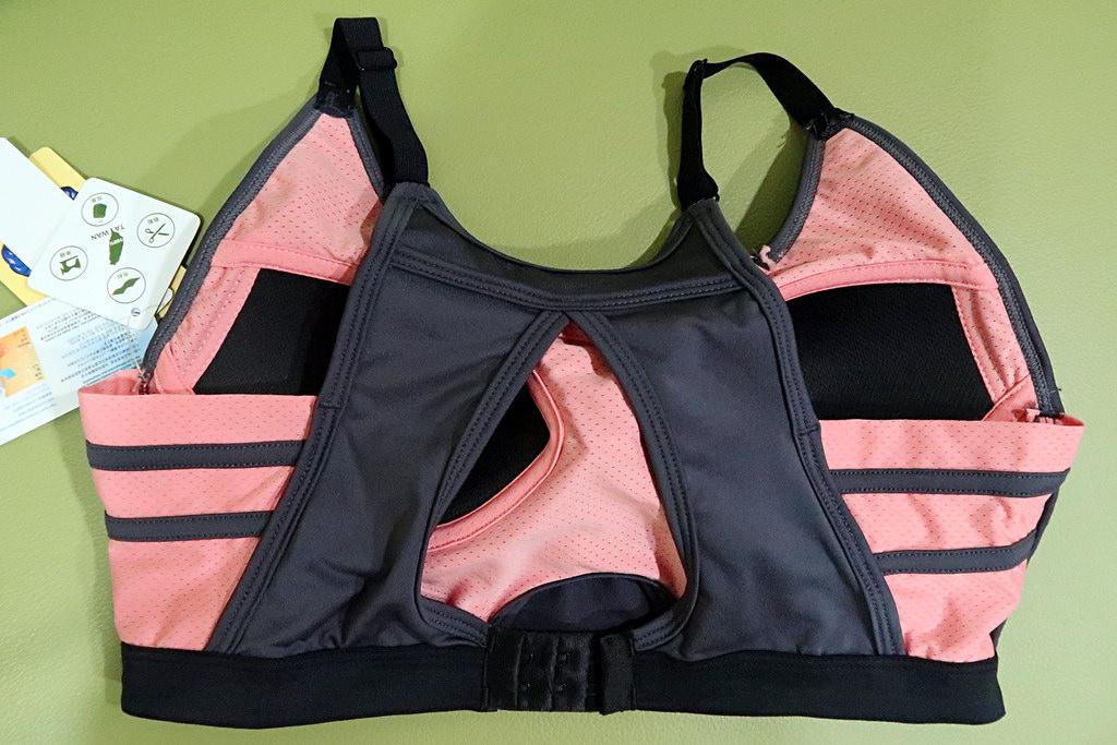 ▌運動穿搭 ▌FUDIS芙蒂斯運動內衣|夏日運動要美也要舒適,曲線新美學