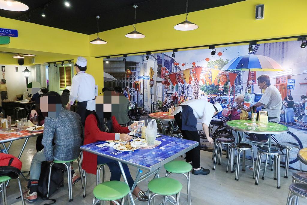 台北大安區美食|Mamak檔星馬料理!馬來西亞風味特色小吃,價格親民!超吸睛的香酥塔餅!台北東區近捷運忠孝敦化站