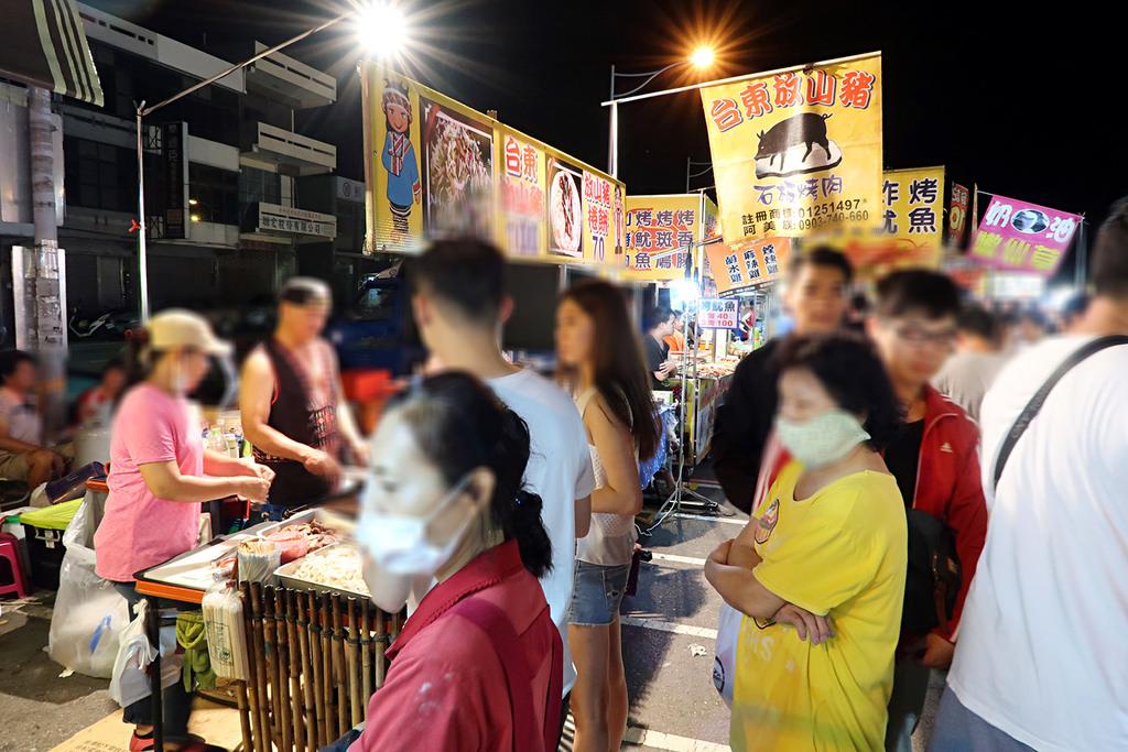 新竹樹林頭觀光夜市|東大路上重新開幕,每週三日營業(持續更新)