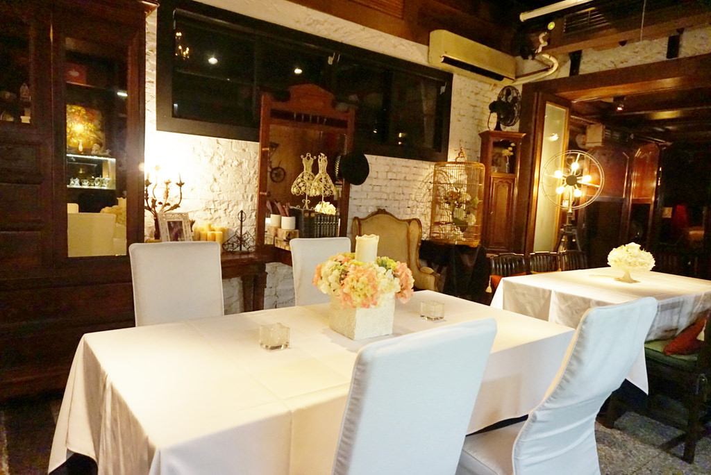 桂香私宅|預約制歐式私宅餐廳,捷運中山國中站、南京復興站美食