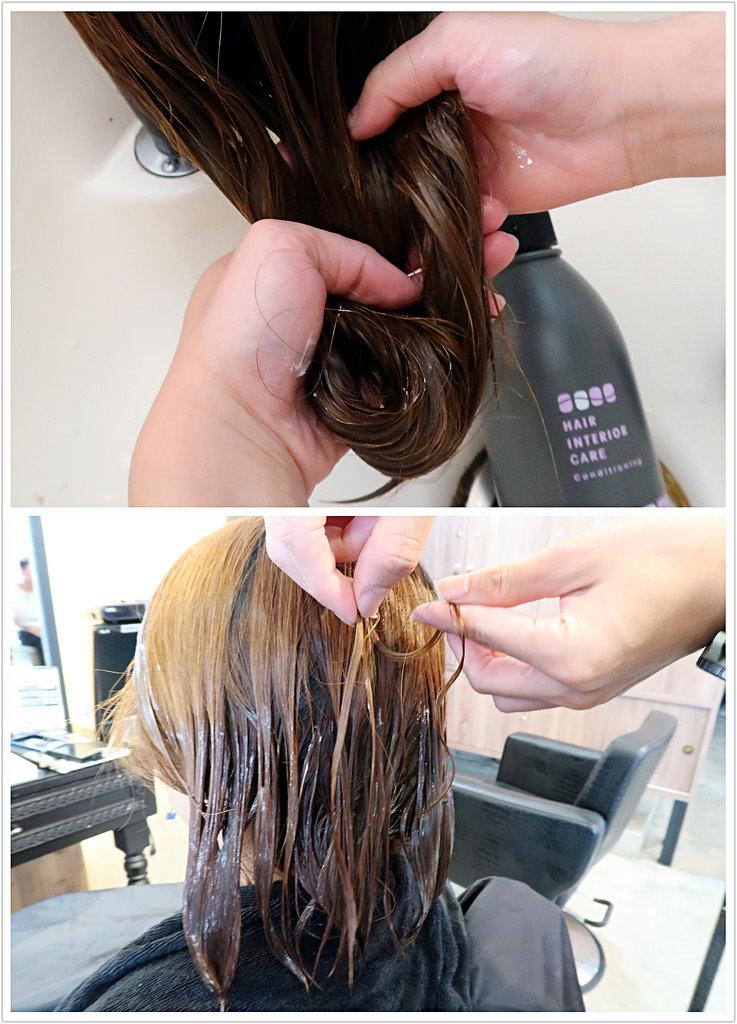 ▌台中美髮 ▌台中染髮推薦、哥德式護髮,HairCity髮城沙龍一中旗艦店 ♡ 霧面高質感髮色