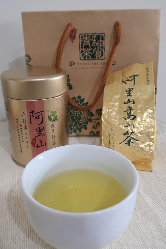 ▌分享 ▌定璽茗茶 阿里山高冷茶 ♡ 頂級高山茶推薦,全省全聯福利中心獨家販售
