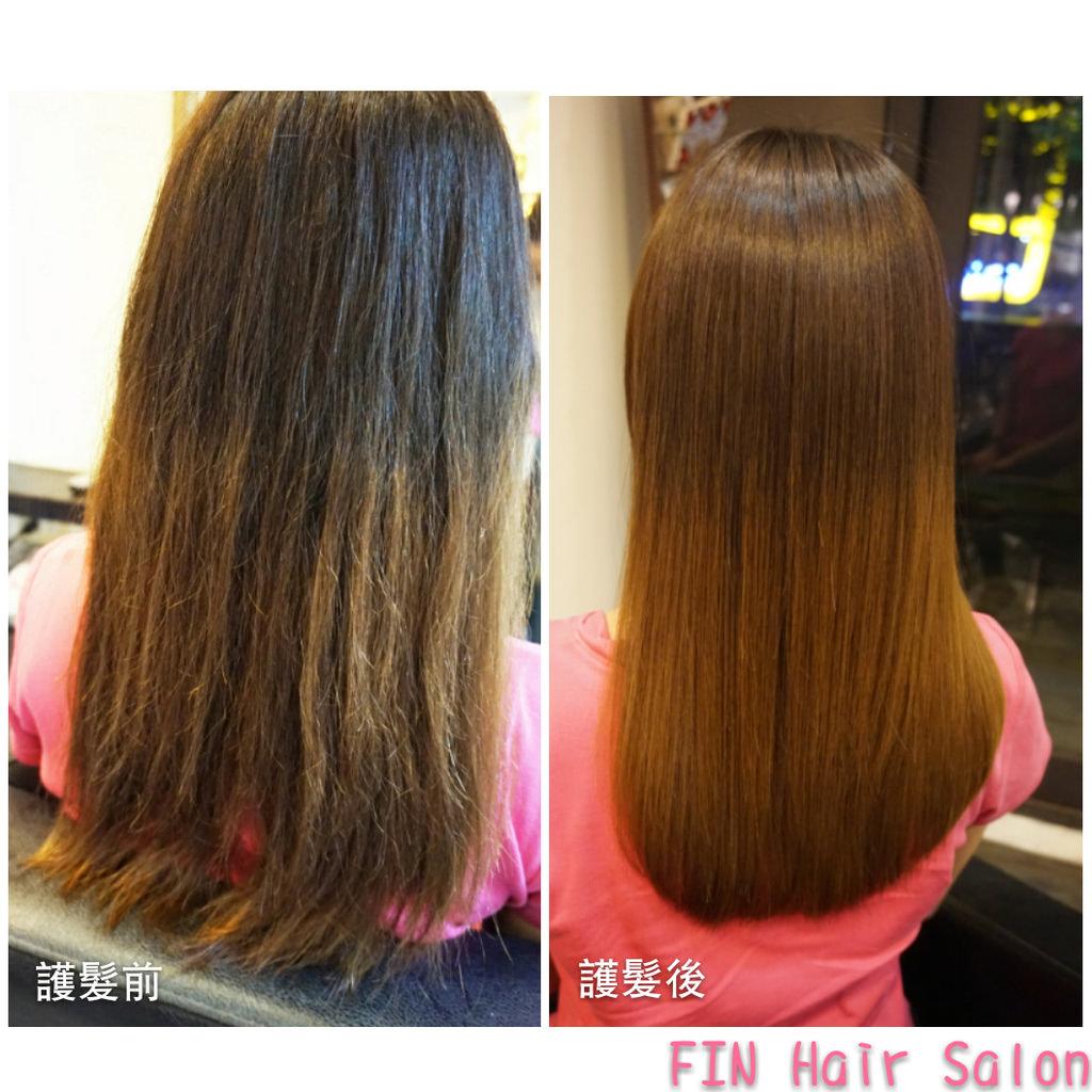 台北中山區美髮沙龍,FIN Hair Salon推薦設計師Ean,結構式護髮