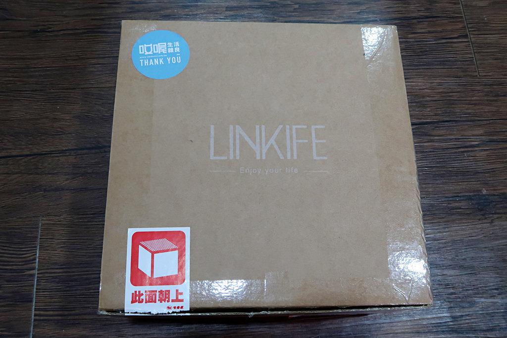 盤子的生活美學!哎喔生活雜良LINKIFE 白瓷系列,經典勾邊簡約平盤