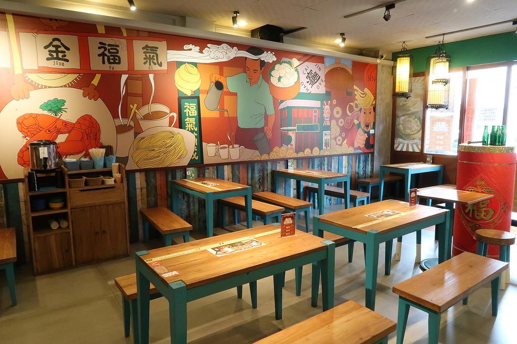 新竹南洋料理|復古懷舊的金福氣南洋食堂,彩虹繽紛吐司挑戰可以拉多長!(已歇業)